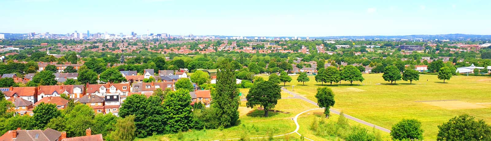For recreational activities, Sheldon Country Park is just 2 miles away, which covers an area of over 300 acres featuring a nature trail and playground.