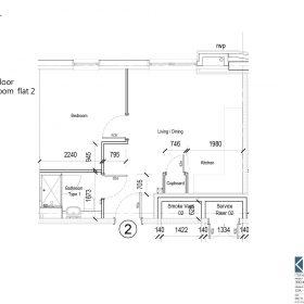 GA-Ground-Floor_380呎-A-Bedroom--flat-2
