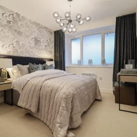 each apartment at The Silk Works features spacious living quarters, first-class amenities and is a short distance away from Coventry City Centre.
