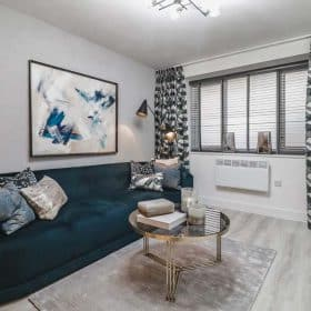 The Silk Works, a former historic textiles factory, has been transformed into 58 well-designed stylish one and two bedroom apartments with modern and luxurious finishes.