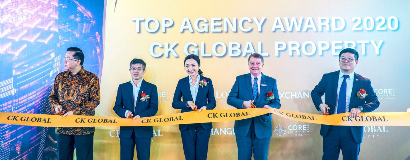 Top Real Estate Agency 2020 - CK Global Property