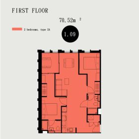 ST-GEORGES-1ST-FLOOR TWO room