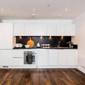 One Regent: Kitchen